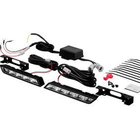 Zestaw reflektorów do jazdy dziennej LEDDRL301