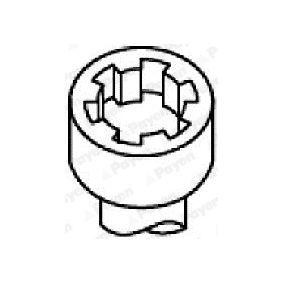 Zylinderschrauben für VW GOLF IV (1J1) 1.6 100 PS ab Baujahr 08.1997 PAYEN Zylinderkopfschraubensatz (HBS246) für