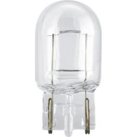 Крушка с нагреваема жичка, мигачи W21W, W3x16d, 12волт, 21ват 12065CP VW GOLF, PASSAT, POLO