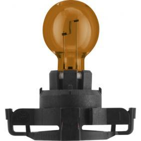 Bulb, indicator Yellow 12V 24W, PY24W, PGU20/4 12190NAC1 VW TRANSPORTER, MULTIVAN