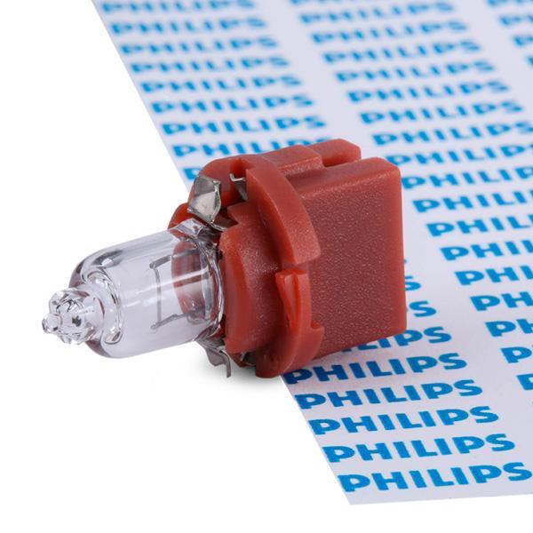 Glühlampe, Instrumentenbeleuchtung PHILIPS GOC52805228 Erfahrung