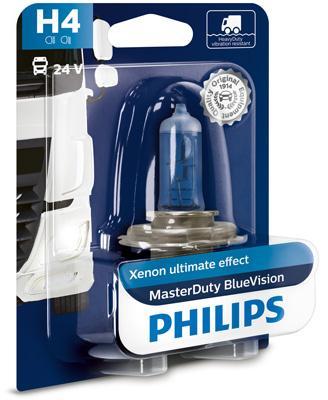 Glühlampe, Fernscheinwerfer PHILIPS 53281430 Bewertung