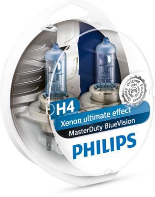 Glühlampe, Fernscheinwerfer PHILIPS 53275328 Bewertung