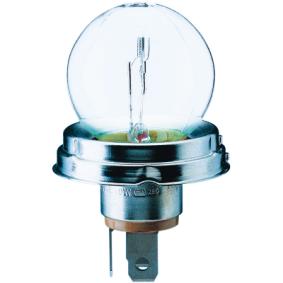 Крушка с нагреваема жичка, фар за дълги светлини R2 (Bilux), 55/50ват, 24волт 13620C1