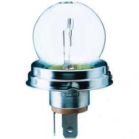 Bulb, spotlight R2 (Bilux), 55/50W, 24V 13620C1