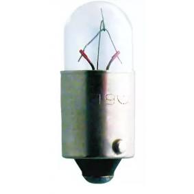 Крушка с нагреваема жичка, мигачи T4W, BA9s, 24волт, 4ват 13929MLCP