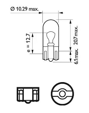 Bulb, indicator PHILIPS GOC48138273 expert knowledge