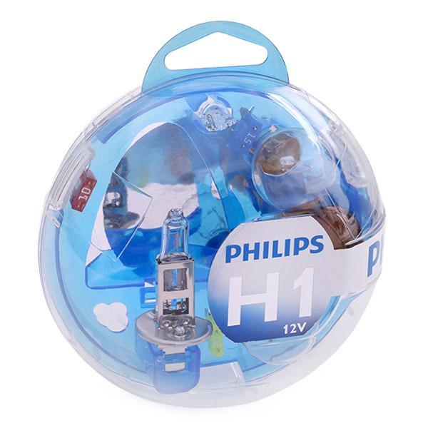 Bulb, headlight PHILIPS 55717EBKM expert knowledge