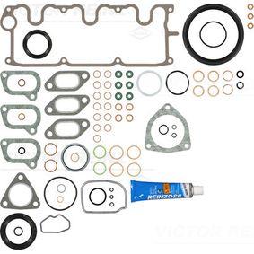 Пълен комплект гарнитури, двигател с ОЕМ-номер 01008383