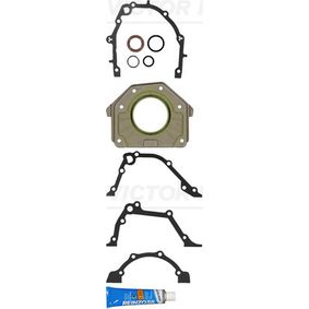 Gasket Set, crank case 08-90041-01 PUNTO (188) 1.2 16V 80 MY 2004