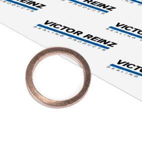 Anello di tenuta, vite di scarico olio Ø: 16mm, Spessore: 1,5mm, Diametro interno: 12mm con OEM Numero 746993