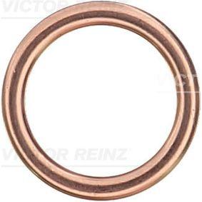 Anello di tenuta, vite di scarico olio Ø: 22mm, Spessore: 2mm, Diametro interno: 16mm con OEM Numero 20 91 016