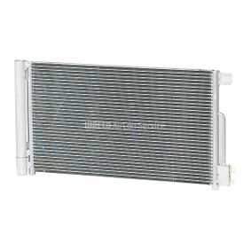 Kondensator, Klimaanlage mit OEM-Nummer 1850 119