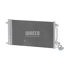 Kondensator, Klimaanlage mit OEM-Nummer 6R0820411T