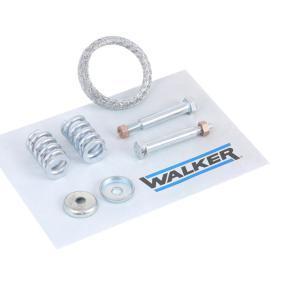 WALKER  85974 Montagesatz, Schalldämpfer
