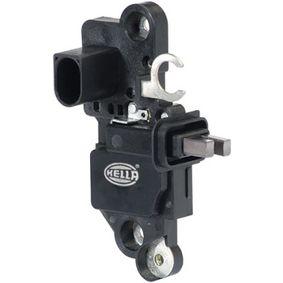 HELLA Generatorregler 5DR 009 728-541 für AUDI A4 (8E2, B6) 1.9 TDI ab Baujahr 11.2000, 130 PS
