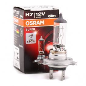 OSRAM Glühlampe, Fernscheinwerfer 64210SUP für AUDI A4 Avant (8E5, B6) 3.0 quattro ab Baujahr 09.2001, 220 PS
