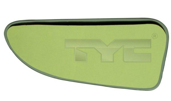 TYC  324-0036-1 Mirror Glass, outside mirror