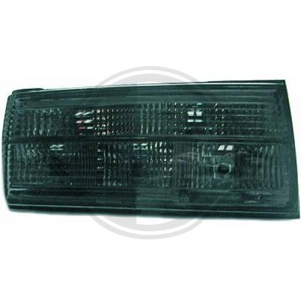 DIEDERICHS HD Tuning 1206488 Juego de luces circulación diurna