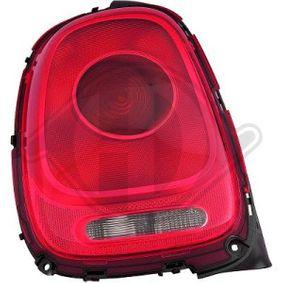 Jogo de luzes de circulação diurna 1206488 MINI Hatchback, Cabrio