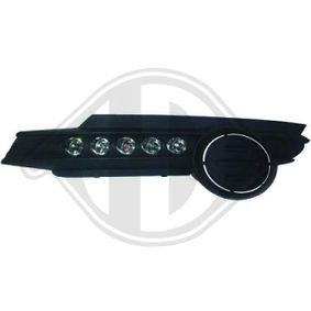 Juego de luces circulación diurna 1814388 OPEL Corsa D Hatchback (S07)