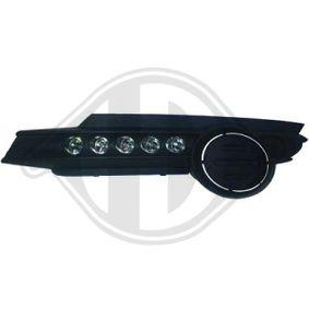 Zestaw reflektorów do jazdy dziennej 1814388 OPEL Corsa D Hatchback (S07)