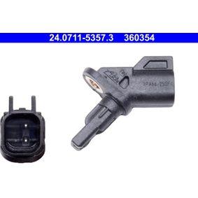 Sensor, Raddrehzahl mit OEM-Nummer BV6T-2C204-FA