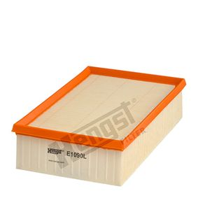 Luftfilter Länge: 290,0mm, Breite: 176,0mm, Höhe: 70,0mm mit OEM-Nummer 5Q0 129 620D