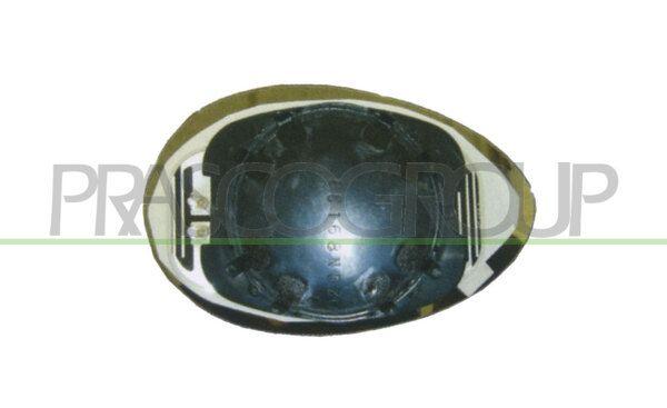 PRASCO  AA0807504 Mirror Glass, outside mirror