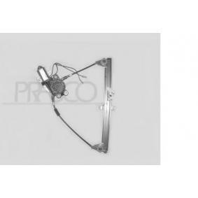 PRASCO Fensterheber AD013W025 für AUDI 90 (89, 89Q, 8A, B3) 2.2 E quattro ab Baujahr 04.1987, 136 PS