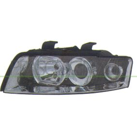 Headlight for right-hand traffic with OEM Number 8E0941003AQ