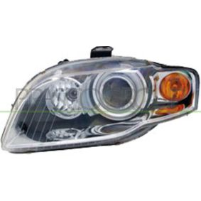 Headlight with OEM Number 8E0941003AM