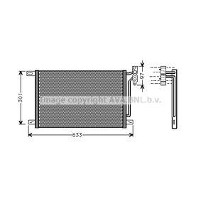 Kondensator, Klimaanlage BW5215 3 Limousine (E46) 320d 2.0 Bj 2004