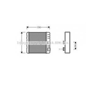 Wärmetauscher, Innenraumheizung BW6211 X3 (E83) 2.0 d Bj 2004