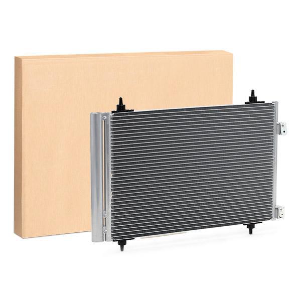 PRASCO Klimakondensator CNA5231 Kondensator,Klimakühler PEUGEOT,CITROËN,307 SW 3H,307 CC 3B,307 3A/C,308 SW,308 4A_, 4C_,5008,307 Break 3E,3008