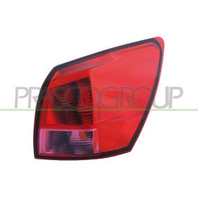 Combination Rearlight with OEM Number 26550 JD000