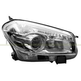 2013 Nissan Qashqai j10 1.6 Headlight DS7114903