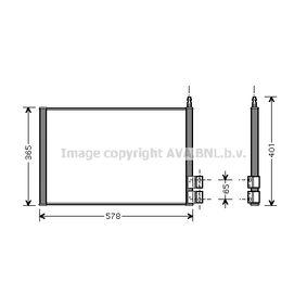 Kondensator, Klimaanlage Art. Nr. FDA5328 120,00€