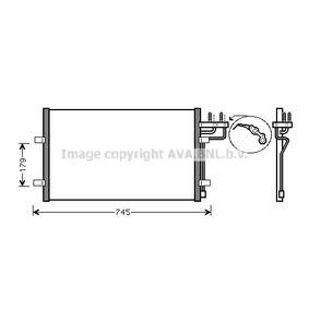 Kondensator, Klimaanlage Art. Nr. FDA5367 120,00€