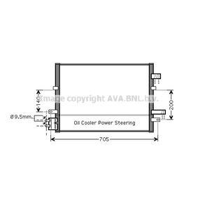 Kondensator, Klimaanlage FDA5377 MONDEO 3 Kombi (BWY) 2.0 TDCi Bj 2001