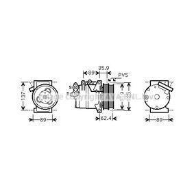 Klimakompressor Art. Nr. FDK433 120,00€