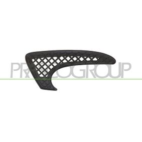 Ventilation Grille, bumper FT1332154 PUNTO (188) 1.2 16V 80 MY 2006
