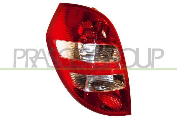 PRASCO  ME3244154 Combination Rearlight White / Red