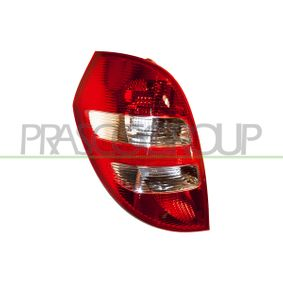 Combination Rearlight White / Red with OEM Number 169 820 0364
