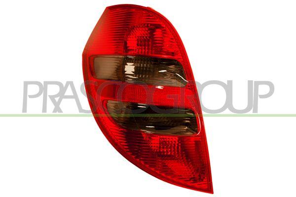 PRASCO  ME3244164 Combination Rearlight Grey/Red