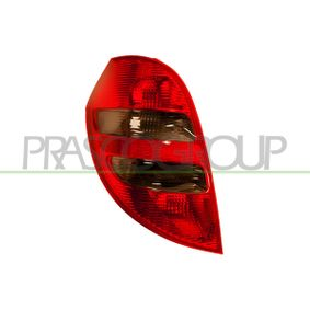 Combination Rearlight Grey/Red with OEM Number 169-820-09-64