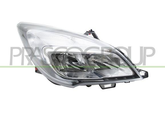 PRASCO  ME5204614 Hauptscheinwerfer für Rechtsverkehr
