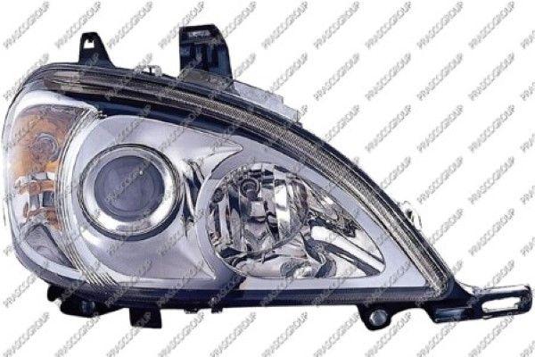 PRASCO  ME8224903 Hauptscheinwerfer für Rechtsverkehr