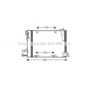 Kondensator, Klimaanlage Art. Nr. OLA5250 120,00€