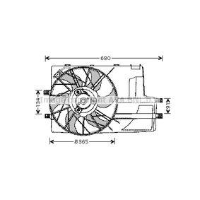 Разширителен клапан, климатизация VW1076 25 Хечбек (RF) 2.0 iDT Г.П. 2002
